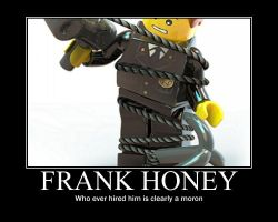 Frank Honey motivator by AlphaGirl404