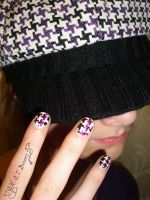 Nail Art Hat Cool by Kythana
