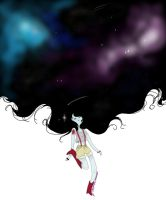 Spacey Marcy by hobbesme