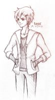 Meet Fayne :D by MoPotter