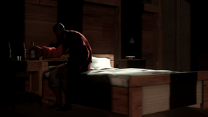 SFM Poster: Waking Demo by PatrickJr