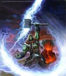 Thrall by AlexHorley