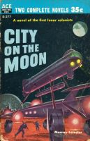 City on the Moon by Robby-Robert