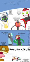 Things I hate about B10AF by GiantPurpleCat