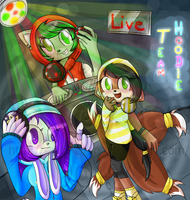 .: It's our party! :. by Raika-chan