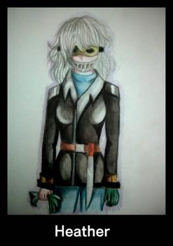 Madame Toxic proxy  by janeth616