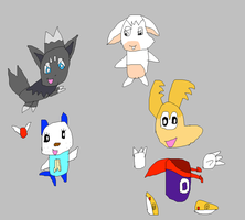Art Gift/Request for RaymanlovesSouthPark by SuperSmashCynderLum