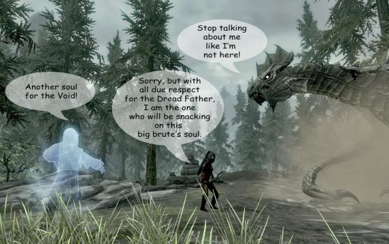 The Listener is also the Dragonborn, you know by NorroenDyrd