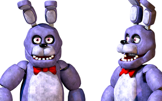 Bonnie The Bunny v10.9   ThrPuppet by PuppetProductions