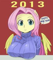 Happy new year by shepherd0821