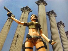 Lara Croft Tomb Raider by manson26