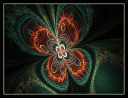 Fractal Fly by SuicideBySafetyPin