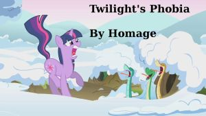 Twilight's Phobia Chapter 4 by CobaltBrony