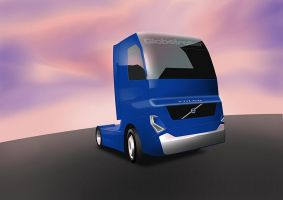 Volvo concept by embeembe