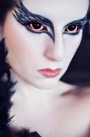Moi+Black Swan by Leyla-Lovely