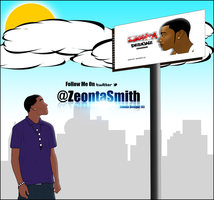 Zeonta Smith Cartoon Graphic Design by ZeontaSmith