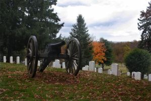 Gettysburg Autumn 02 by touch-the-flame