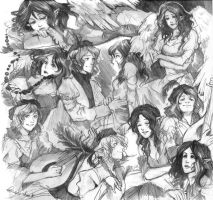 sketchpage commission-Saimain by Razuri-the-Sleepless