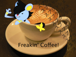 Coffee Luxio by S-M-Batty
