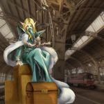 HB: Train Station Relocation by lady-blackwings