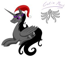 ChristmasGrey~ by VioletGreySha