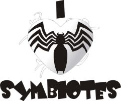 I Heart Symbiotes 1 by Jay13x