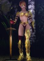 Lilith Gold Armour Fix For GMod by Rastifan