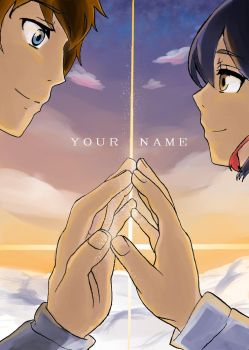 Your Name by crazytreasurestudio