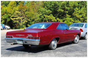 A 1966 Chevy Impala SS by TheMan268