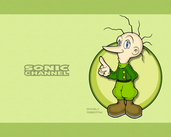 S.C. Snively Wallpaper by E-122-Psi