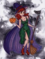 Happy Halloween by Creative-Caro