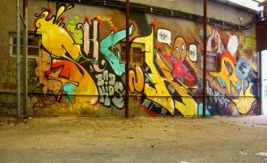 SKUNK and OROL 2011 by OROL1