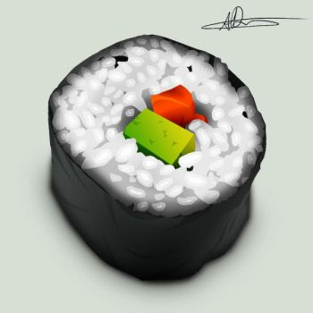 Sushi by technia