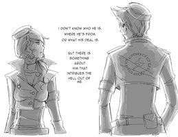 Ruth and Zeke Snippet by seyuri