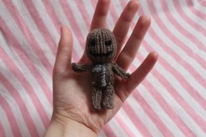 Little Sackboy by jessicaforrest