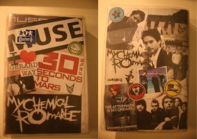 My Chem, Muse and 30 STM Agenda by MuUse77
