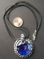 Medieval pendant 'sigh' by imagoime