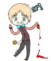 2P England by oEnvy
