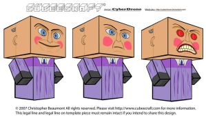 Cubeecraft - Smilers by CyberDrone