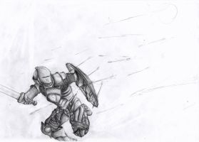 Evasive_Knight by Oxide23