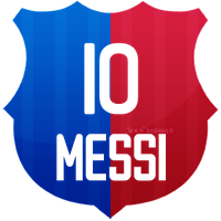 10. Lionel Messi by w6n3oshaq