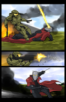 Belligerent 9 by Halo-Yokoshima