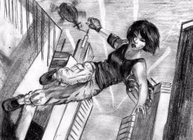 Mirrors Edge by MaXymuSFM