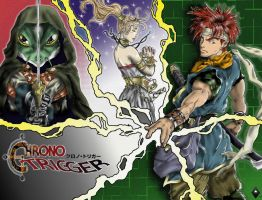 Chrono Trigger Wallpaper by palthan