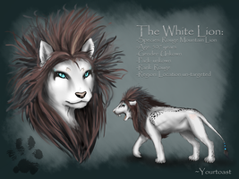 Lion Ref Sheet [Exclusive] Auction CLOSED! by Yourtoast