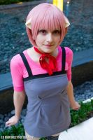 Elfen Lied Nyuu by lovelyyorange