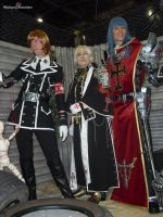 Trinity Blood at London Oct Expo 2011 D by Sephirayne