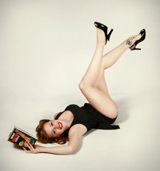 Classic Pinup 02 by TruemarkPhotography