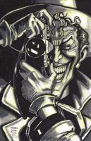 Batman Killing Joke 8-30-2013 by myconius