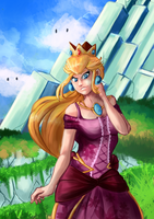 Princess Peach by Gotetho